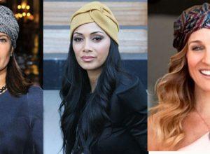 5 лучших способов завязать шарф на голове