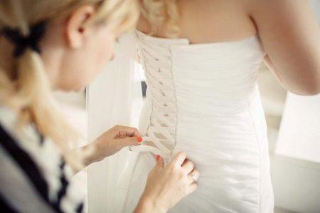 Как правильно шнуровать корсет