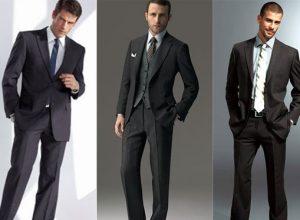 Как правильно выбрать мужской костюм