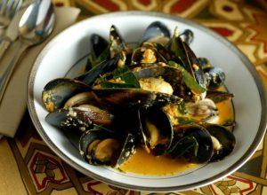 10 лучших рецептов приготовления мидий