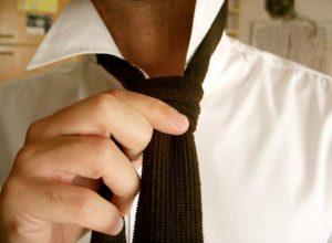 3 способа как завязать галстук селедку