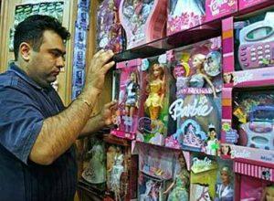 Куклы Барби запрещены к продаже в Иране