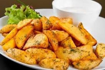 5 простых рецептов приготовления картофеля