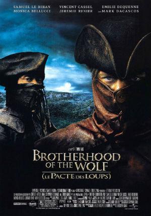 Братство волка (2001)