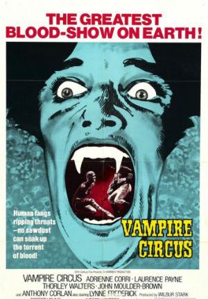 Цирк вампиров (1972)