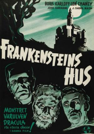 Дом Франкенштейна (1944)