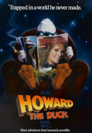 Говард-утка (1986)