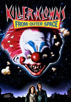 Клоуны-убийцы из космоса (1987)