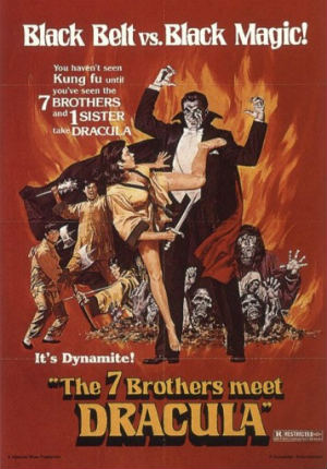Легенда о Семи Золотых вампирах (1974)