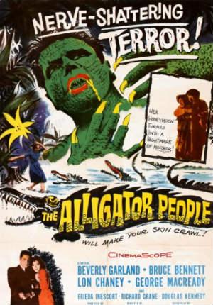 Люди-аллигаторы (1959)