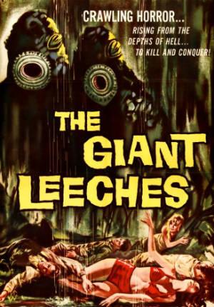 Нападение гигантских пиявок (1959)