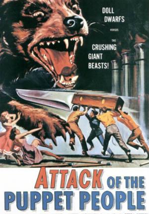 Нападение людей-кукол (1958)