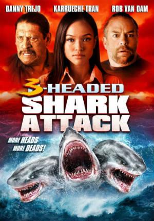 Нападение трёхголовой акулы (2015)