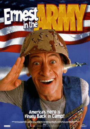 Невероятные приключения Эрнеста в армии (1998)
