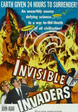 Невидимые захватчики (1959)