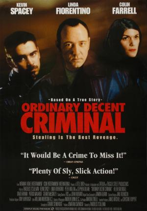 Обыкновенный преступник (1999)
