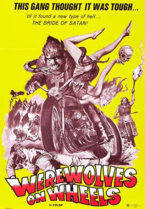 Оборотни на колесах (1971)
