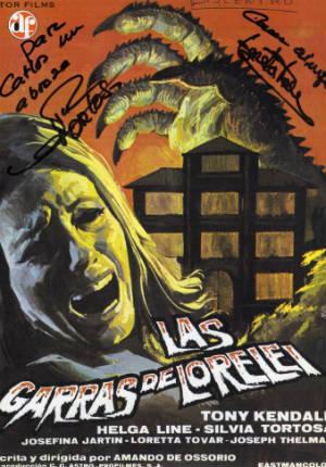 Объятия Лорелеи (1974)