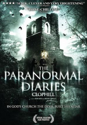 Паранормальные дневники: Клопхилл (2013)