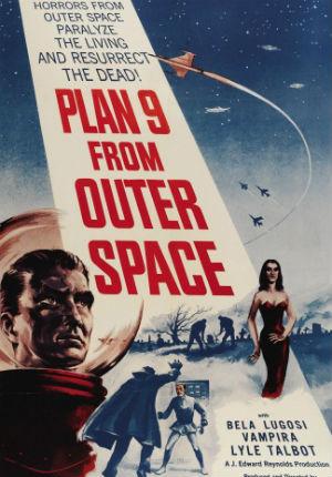 План 9 из открытого космоса (1959)