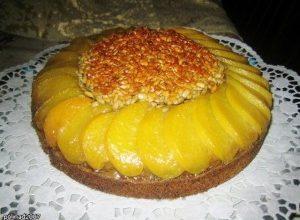 Торт «Подсолнух»