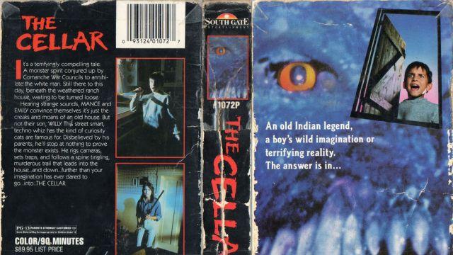 Рецензия на фильм Подвал (1989)