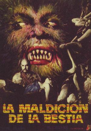 Проклятие чудовища (1975)