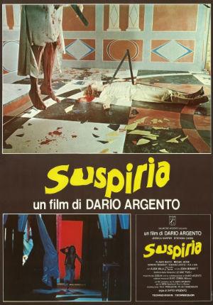 Суспирия (1977)