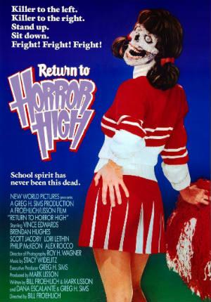 Возвращение в школу ужасов (1987)