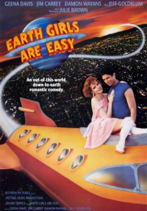 Земные девушки легко доступны (1988)