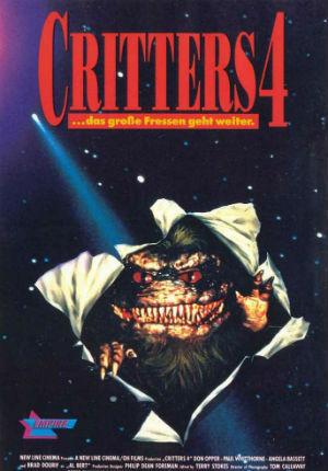 Зубастики 4 (1991)