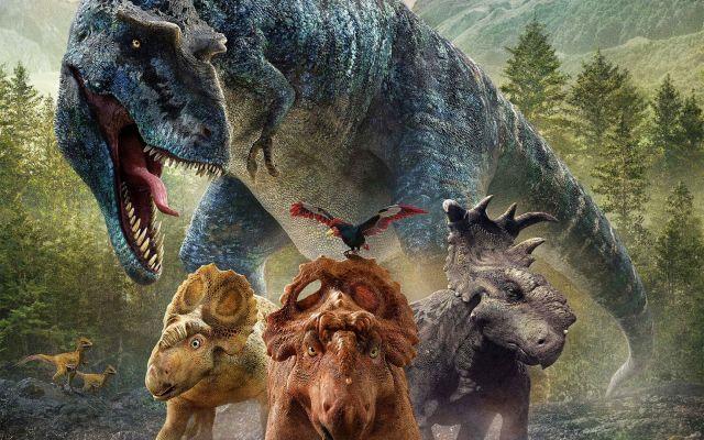 Список топ 10 лучших фильмов про динозавров
