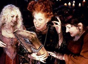 Список топ 10 лучших фильмов про ведьм