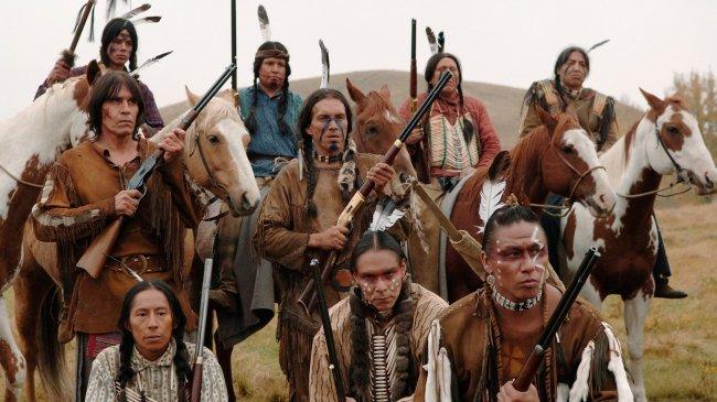 Документальный фильм об индейцах, порно