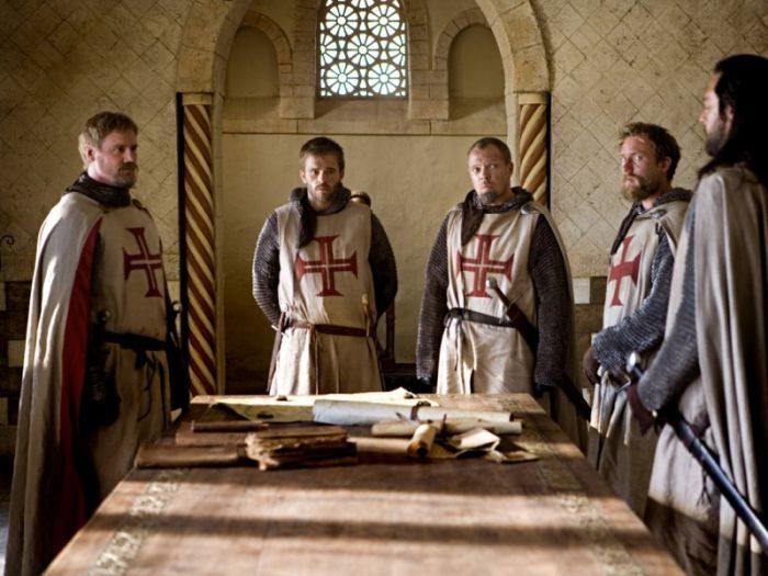 Список топ 10 лучших фильмов про рыцарей тамплиеров