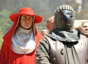 Список топ 10 лучших фильмов про инквизицию