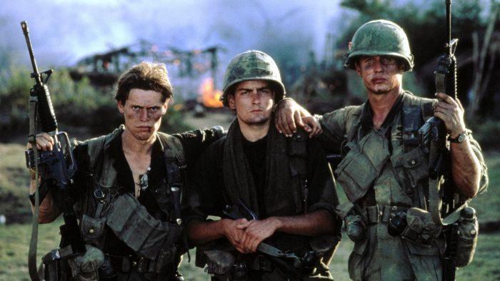 Список топ 10 лучших фильмов про войну во Вьетнаме