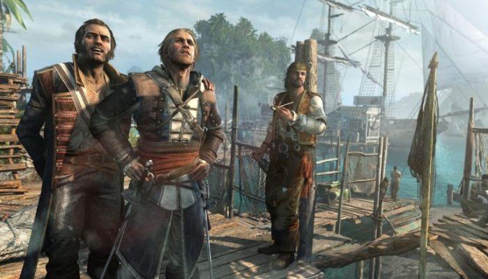 Список топ 10 лучших игр на ПК про пиратов