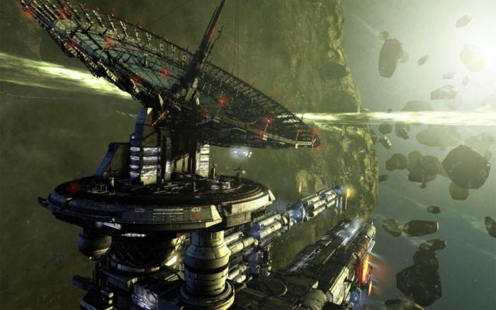 Список топ 10 лучших игр на ПК про космос