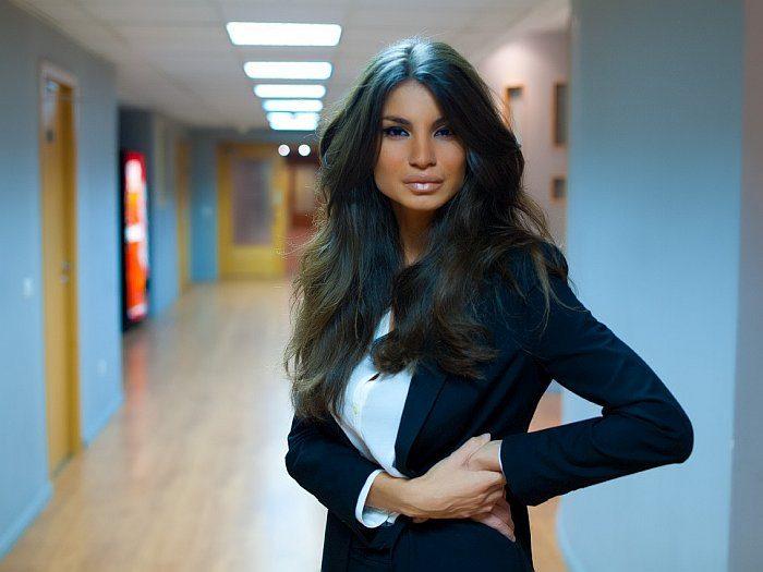 Фото российских телеведущих женщин, домашний порно кухни