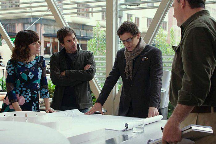 Список топ 10 лучших фильмов про архитекторов