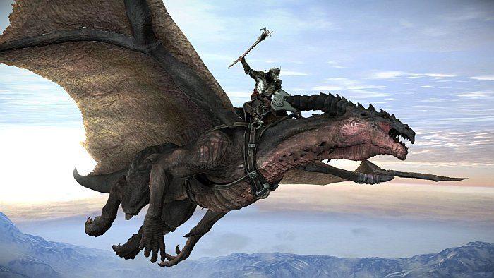 Список топ 10 лучших игр на ПК про драконов
