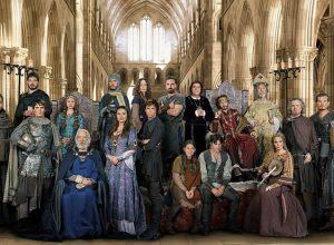 Список топ 10 лучших сериалов про средневековье