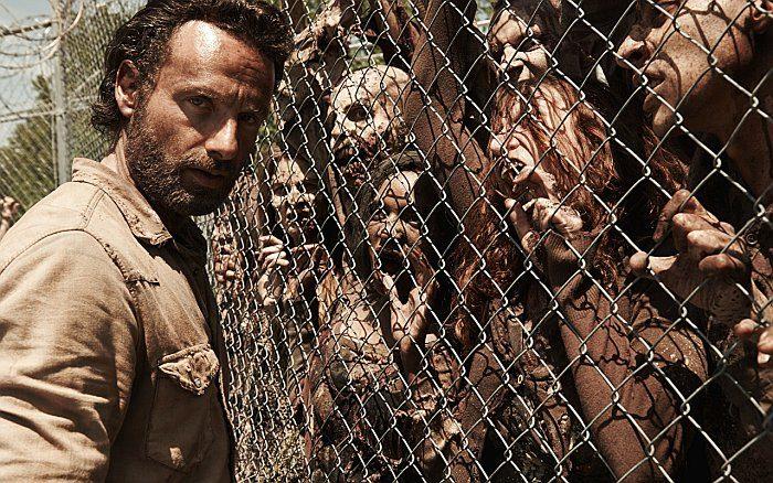 Список топ 10 лучших сериалов про зомби