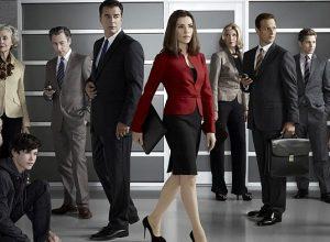 Список топ 10 лучших зарубежных сериалов про адвокатов