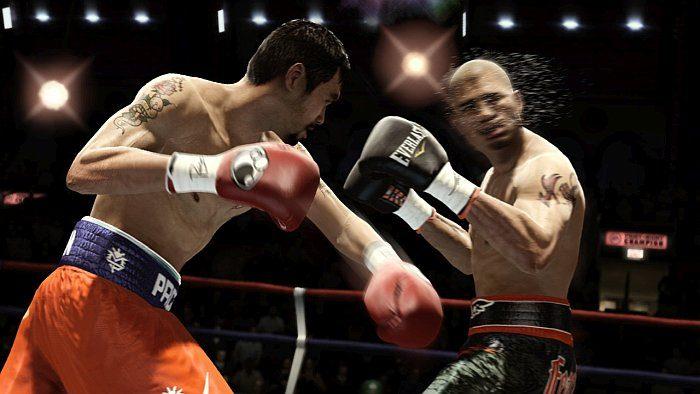 Список топ 10 лучших игр на ПК про бокс