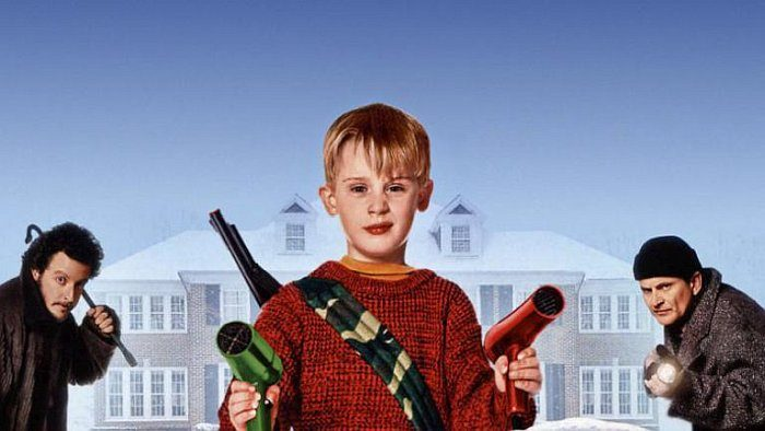 Список топ 10 лучших американских комедий про Рождество