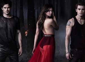 Список топ 10 лучших зарубежных сериалов про вампиров