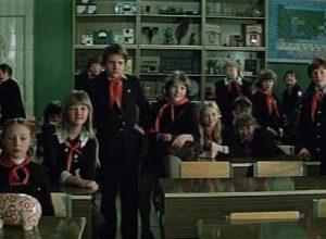 Список топ 10 лучших советских фильмов про школу
