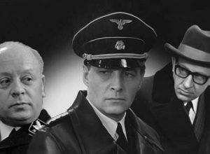 Список топ 10 лучших советских фильмов про шпионов и разведчиков